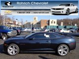 2013 Blue Ray Metallic Chevrolet Camaro ZL1 #73989679