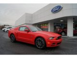 2013 Race Red Ford Mustang GT Premium Coupe #73989180