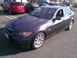 2006 Sparkling Graphite Metallic BMW 3 Series 330xi Sedan #73989266