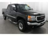 2003 GMC Sierra 2500HD Onyx Black