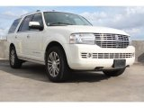 2007 White Chocolate Tri-Coat Lincoln Navigator Luxury #73989656
