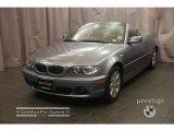 2006 Silver Grey Metallic BMW 3 Series 325i Convertible #7389979