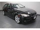 2010 Jet Black BMW 3 Series 335i Sedan #73989365