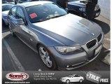 2009 Space Grey Metallic BMW 3 Series 335i Sedan #73989254