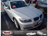 2009 Titanium Silver Metallic BMW 3 Series 335i Sedan #73989253