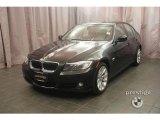 2009 Black Sapphire Metallic BMW 3 Series 328xi Sedan #7389983