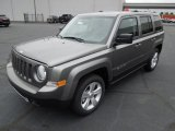 2013 Jeep Patriot Mineral Gray Metallic