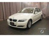 2009 Alpine White BMW 3 Series 328xi Sedan #7389985
