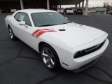 2013 Bright White Dodge Challenger R/T #73989447