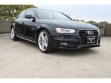 2013 Brilliant Black Audi A4 2.0T quattro Sedan #73989636