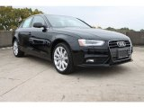 2013 Brilliant Black Audi A4 2.0T Sedan #73989635