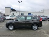2013 Kona Coffee Metallic Honda CR-V LX AWD #73989539