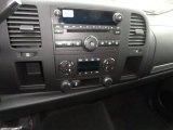2013 Chevrolet Silverado 1500 Hybrid Crew Cab Controls