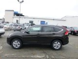 2013 Kona Coffee Metallic Honda CR-V EX AWD #73989538