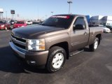 2008 Chevrolet Silverado 1500 LT Regular Cab 4x4 Data, Info and Specs