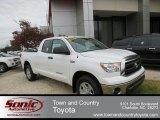 2012 Super White Toyota Tundra SR5 Double Cab #74039898
