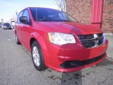 2013 Redline 2 Coat Pearl Dodge Grand Caravan SE #74040130