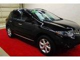 2010 Super Black Nissan Murano SL #74039550