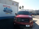 2013 Ruby Red Metallic Ford F150 FX2 SuperCrew #74039432