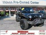 2011 Black Jeep Wrangler Sport 4x4 #74040122