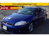 2006 Laser Blue Metallic Chevrolet Monte Carlo SS #74039767