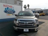 2013 Kodiak Brown Metallic Ford F150 XLT SuperCrew #74039425