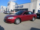 2006 Sport Red Metallic Chevrolet Impala LT #74039653