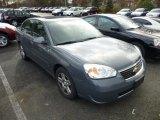 2007 Dark Gray Metallic Chevrolet Malibu LT Sedan #74040102