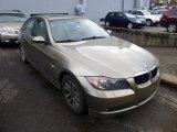 2007 Platinum Bronze Metallic BMW 3 Series 328xi Sedan #74040100