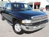 1997 Dodge Ram 1500 Black