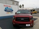 2013 Ruby Red Metallic Ford F150 FX2 SuperCrew #74039415
