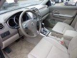 2011 Suzuki Grand Vitara Interiors