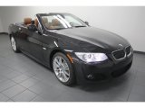 2013 Black Sapphire Metallic BMW 3 Series 335i Convertible #74039869