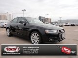2013 Brilliant Black Audi A4 2.0T Sedan #74039742