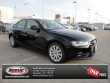 2013 Brilliant Black Audi A4 2.0T Sedan #74039739