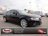 2013 Brilliant Black Audi A4 2.0T Sedan #74039738