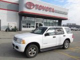 2004 Oxford White Ford Explorer XLT 4x4 #74039505