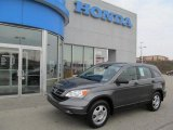 2011 Polished Metal Metallic Honda CR-V LX 4WD #74039503