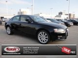 2013 Brilliant Black Audi A4 2.0T Sedan #74039735