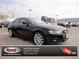2013 Brilliant Black Audi A4 2.0T quattro Sedan #74039734