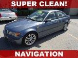 2002 Steel Blue Metallic BMW 3 Series 330i Sedan #74039286