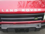Land Rover Discovery Badges and Logos