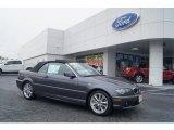2006 Sparkling Graphite Metallic BMW 3 Series 330i Convertible #74039618