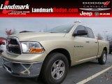 2011 White Gold Dodge Ram 1500 SLT Quad Cab #74039601