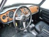 Triumph TR6 Interiors