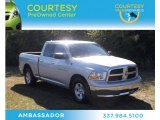2012 Bright Silver Metallic Dodge Ram 1500 SLT Quad Cab #74039930
