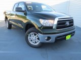 2013 Spruce Green Mica Toyota Tundra Double Cab 4x4 #74039680