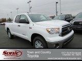 2013 Super White Toyota Tundra Double Cab 4x4 #74039922