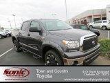 2013 Magnetic Gray Metallic Toyota Tundra CrewMax 4x4 #74039920