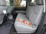2013 Toyota Tundra CrewMax 4x4 Rear Seat